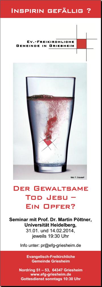 Seminar EFG-Griesheim