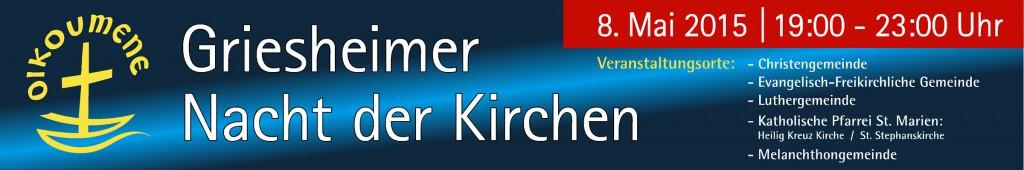 Nach der Kirchen Griesheim