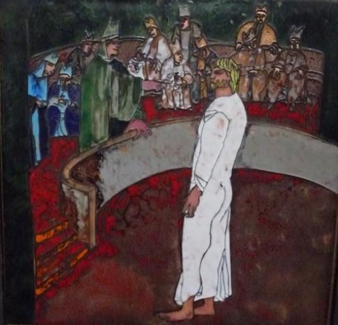 Jesus wird verurteilt